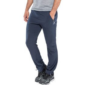 Odlo FLI Pants Herrer, diving navy